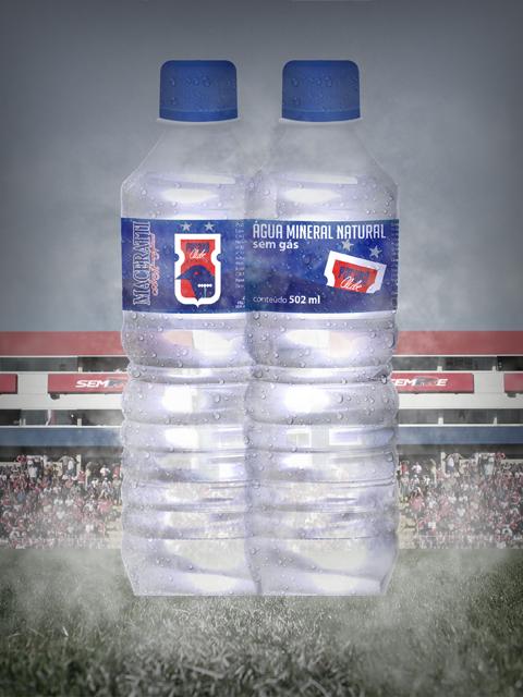 Água Mineral Paraná Clube/Maceratti